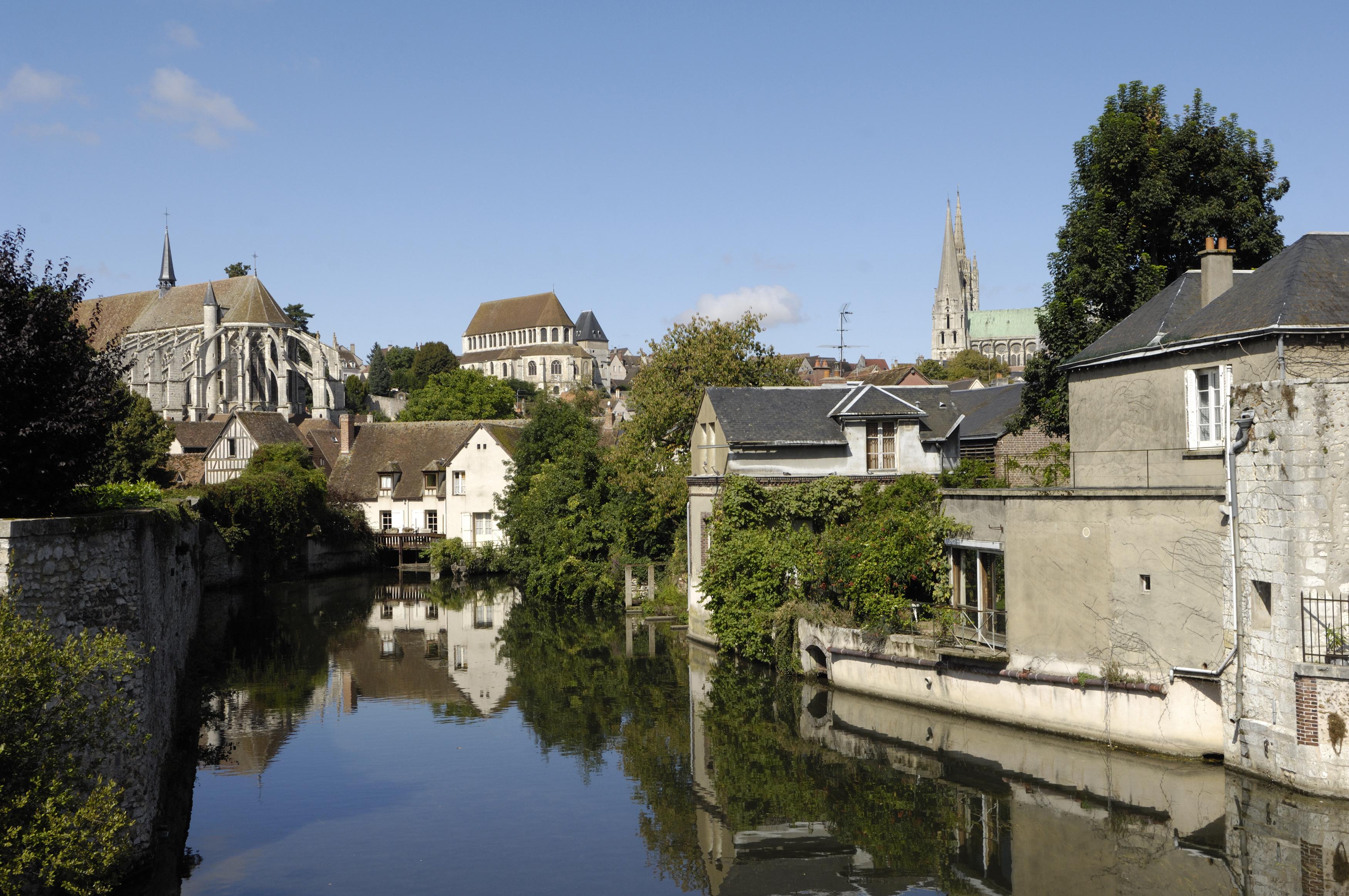 Chartres, un guide rien que pour vous !