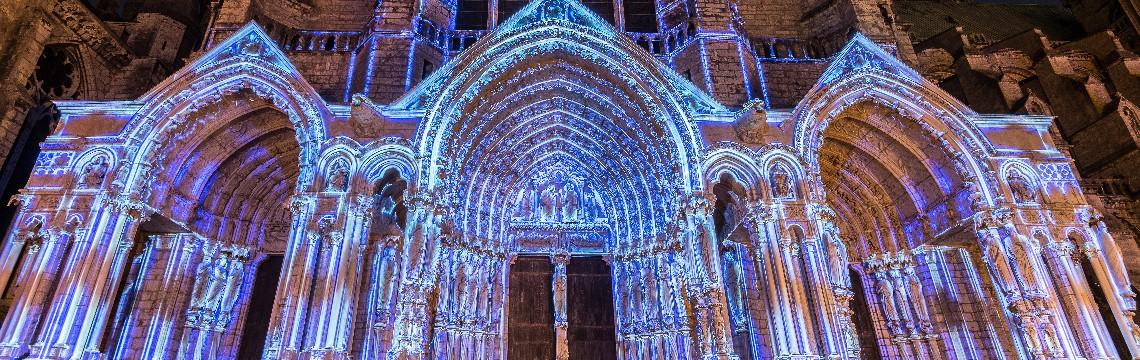 Visite guidée Chartres en lumières