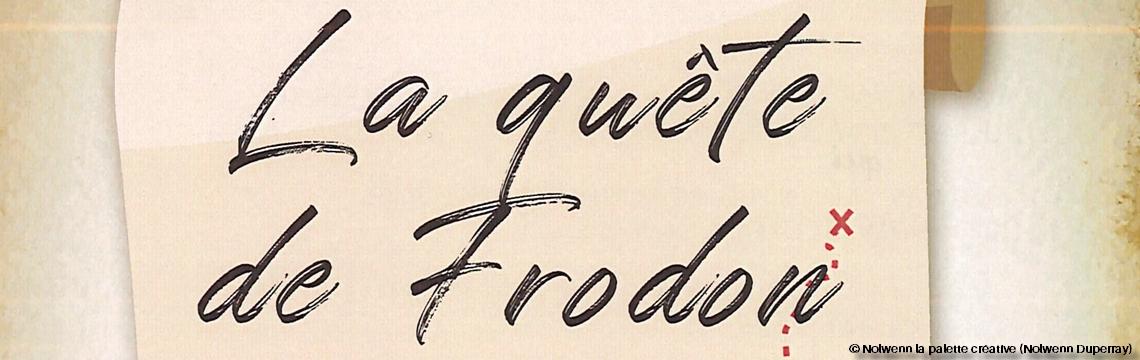 Visite-enquête - La quête de Frodon