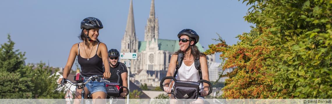 De la Vallée de Chevreuse à Chartres à vélo