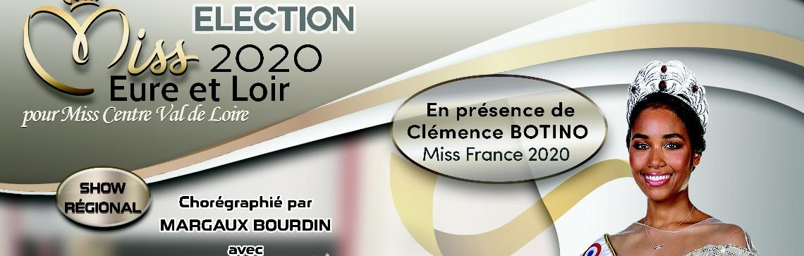 Election de Miss Eure-et-Loir 2020