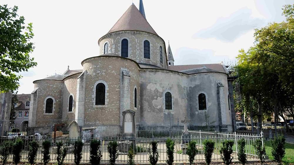 Du sanctuaire gallo-romain au quartier Saint-Brice